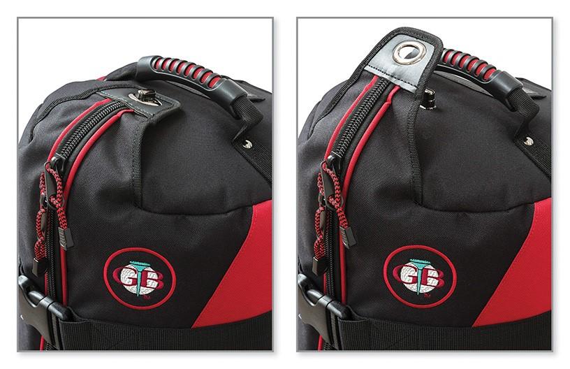 fb0e6d7c3a2e Caravan 3.0 Golf Travel Bag